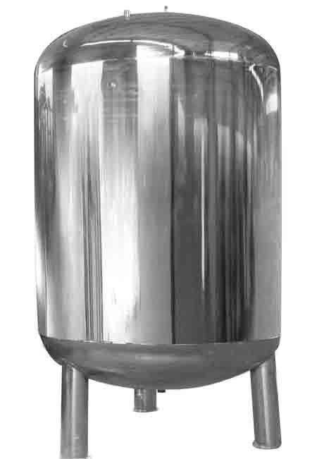 不锈钢压力罐(图1)